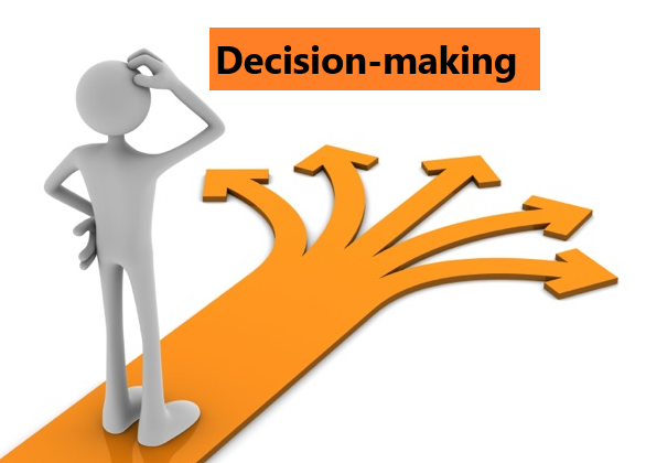 Decision making techniques, Steps of decision making