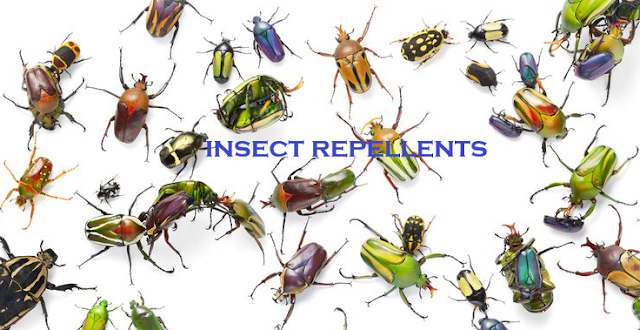 Definition and types of Repellents