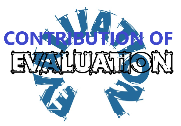 Importance of evaluation in programme planning