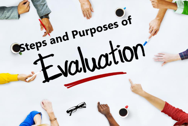 Steps and Purposes of Evaluation
