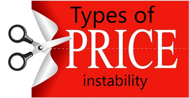 Types of price instability